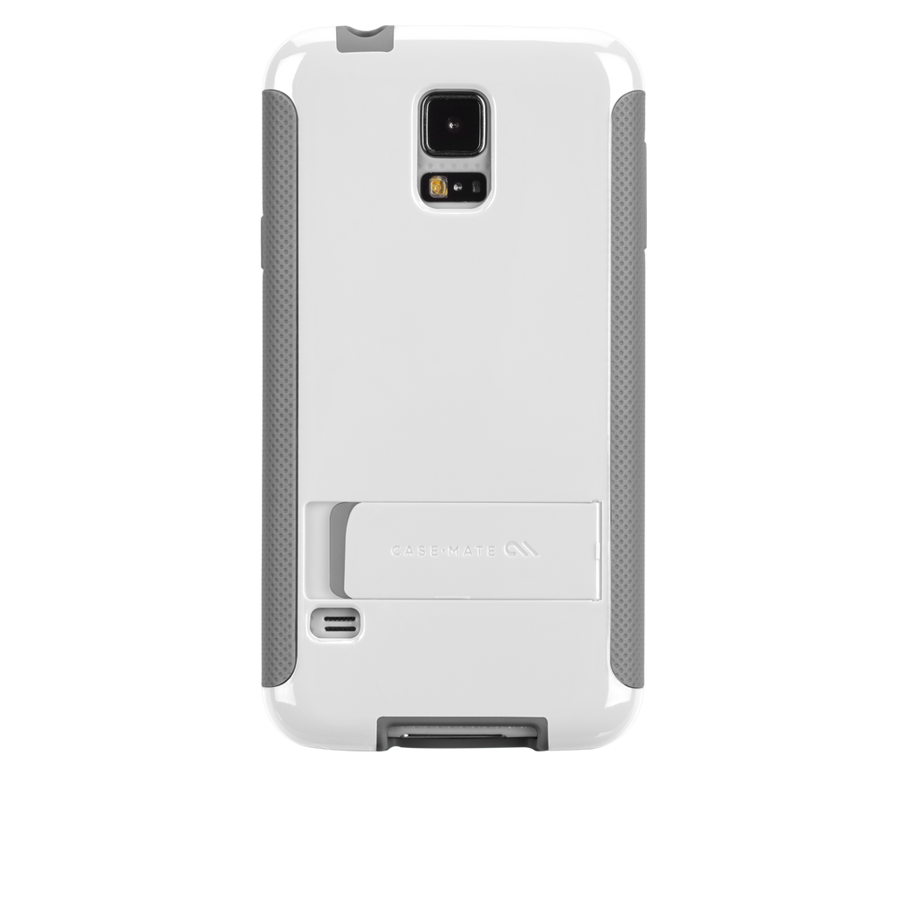 Samsung GALAXY S5 White & Grey Pop! Case - image angle 7