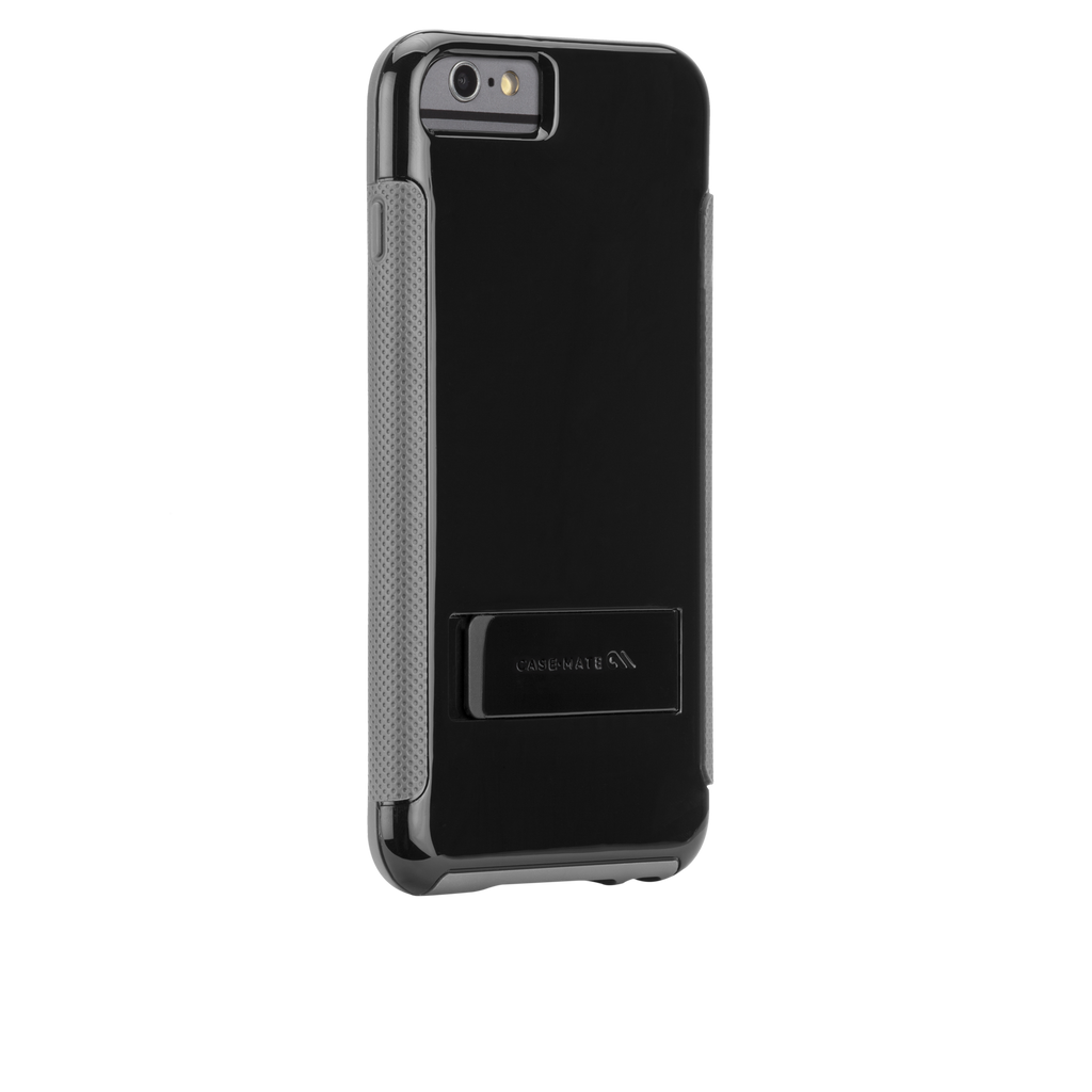 iPhone 6 Plus Black & Grey Pop! Case - image angle 1