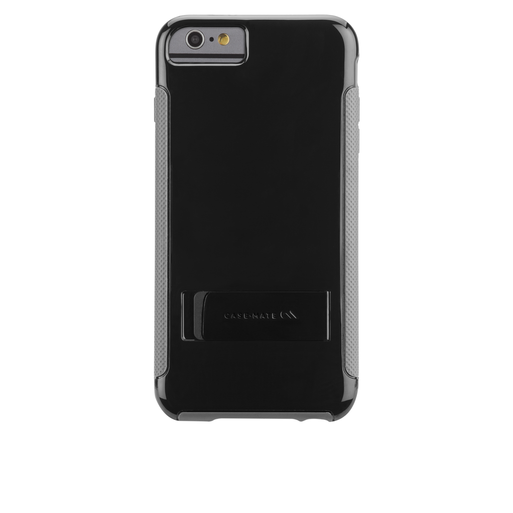 iPhone 6 Plus Black & Grey Pop! Case - image angle 7