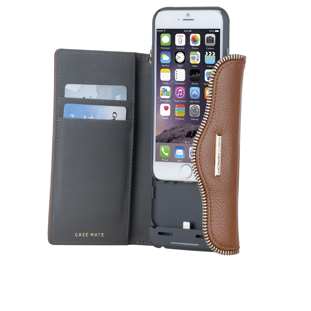 iPhone 6s Almond Charging Wristlet - image angle 10