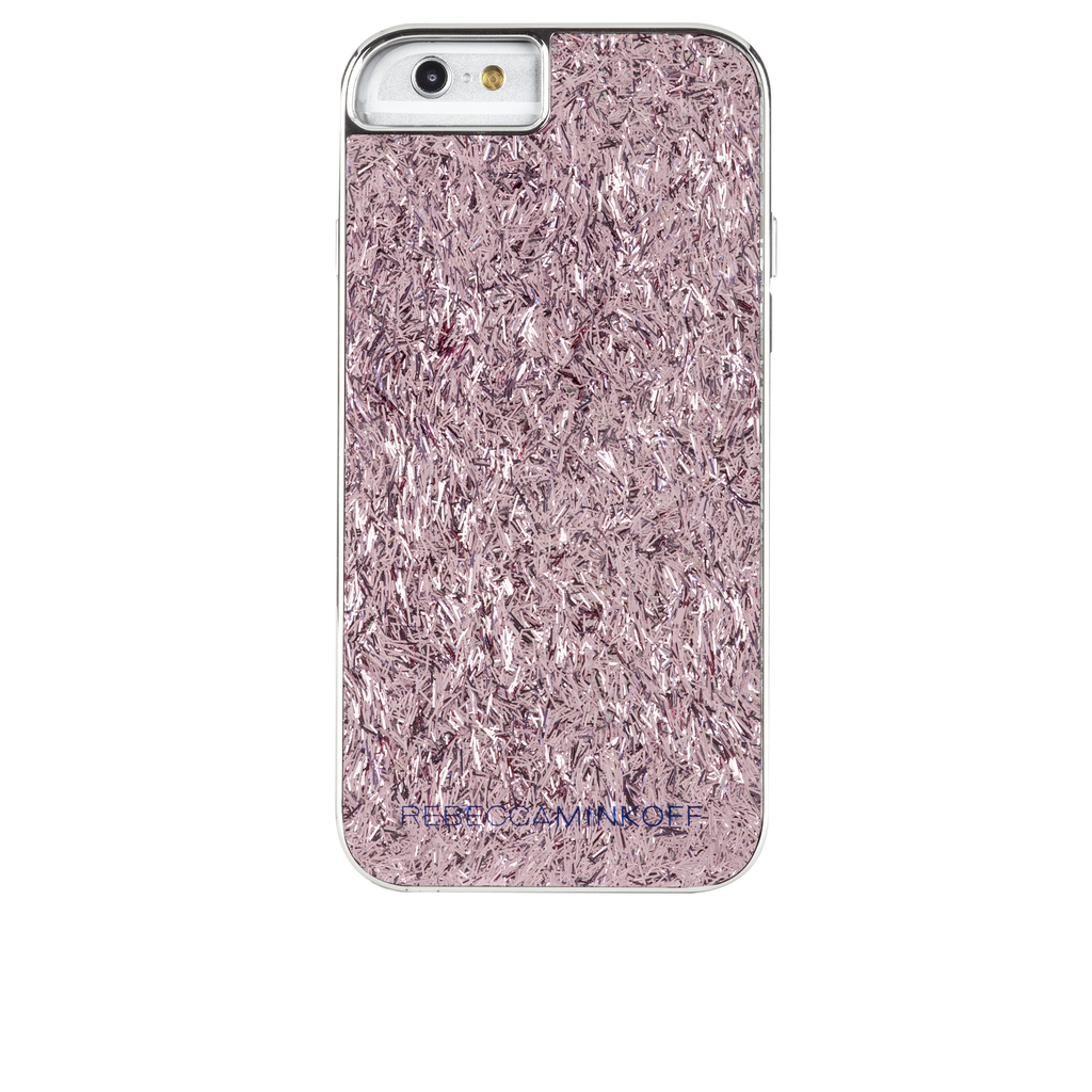 iPhone 6s Pink Glam Glitter Pink Confetti - image angle 7