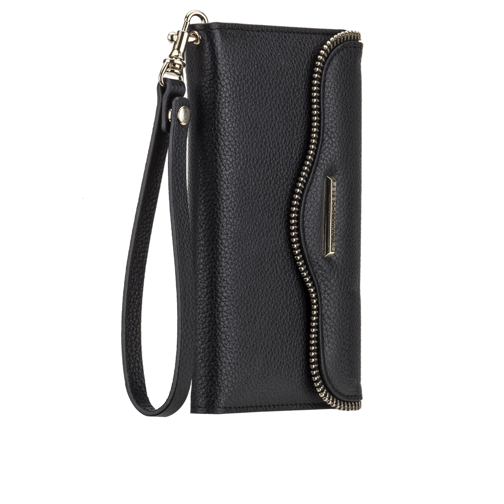Samsung Galaxy Note5 Black Folio Case - image angle 3