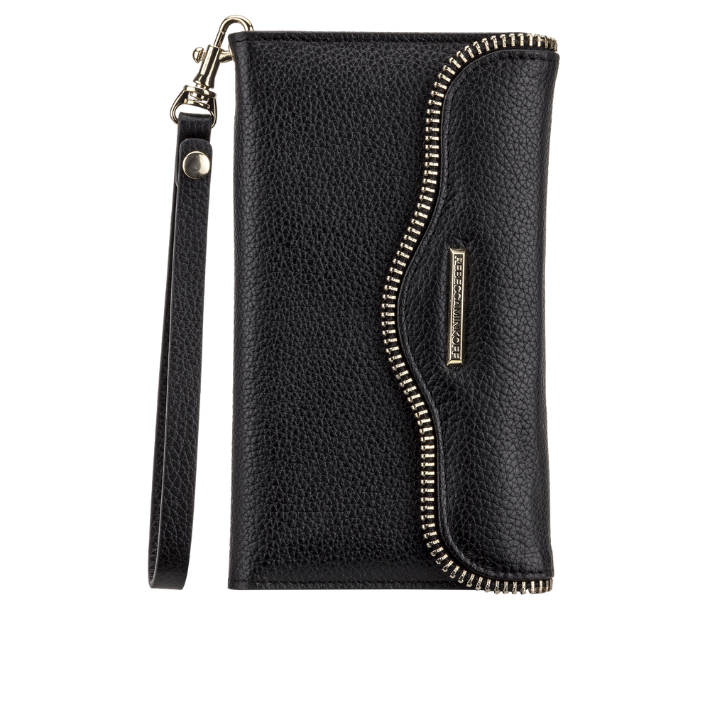 Samsung Galaxy Note5 Black Folio Case - image angle 6