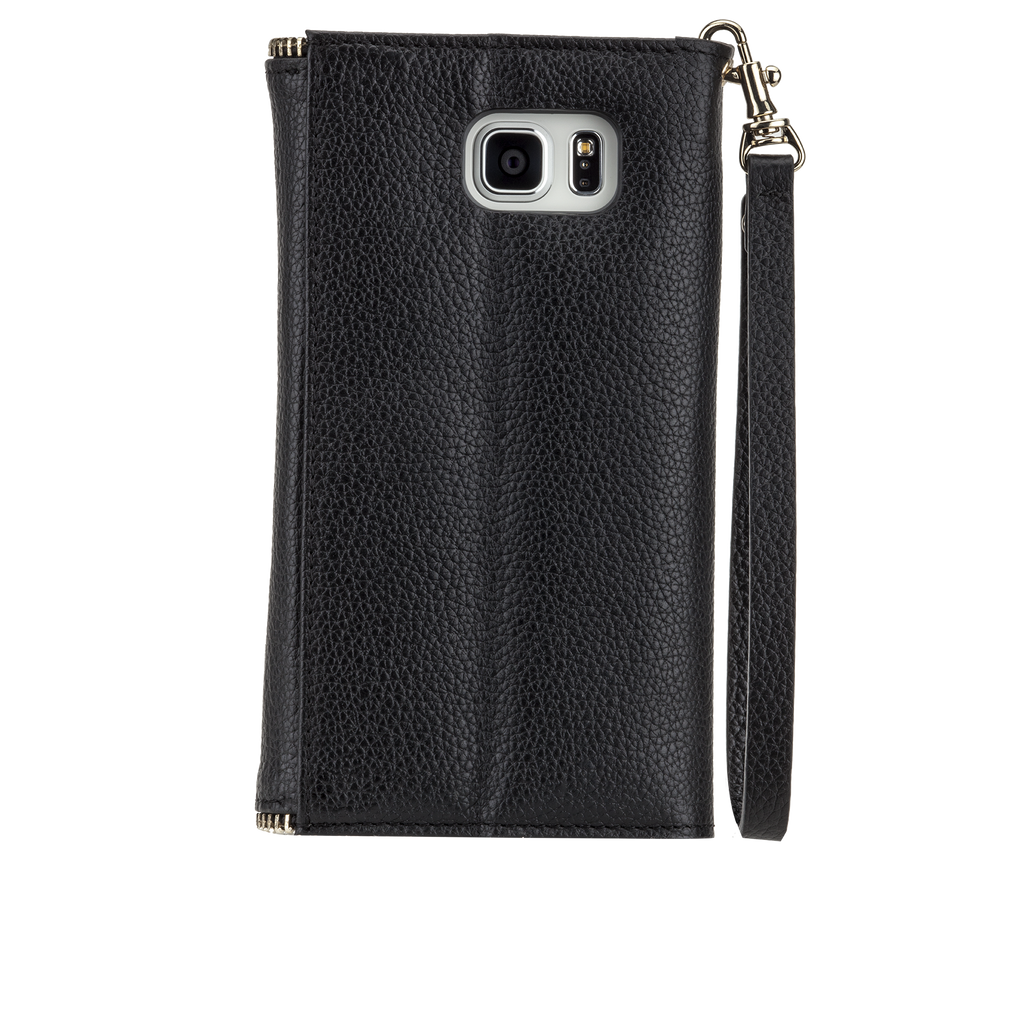 Samsung Galaxy Note5 Black Folio Case - image angle 7