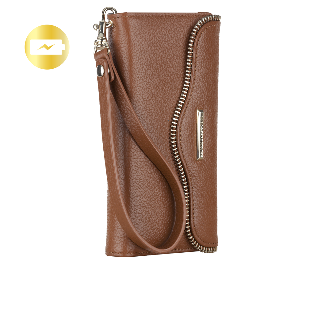 iPhone 6s Almond Charging Wristlet - image angle 1