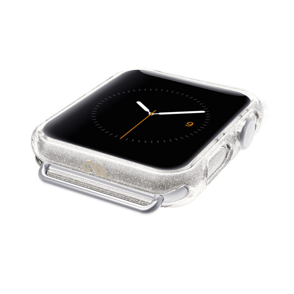 Apple Watch 42mm Sheer Glam Naked Tough Bumper - image angle 4