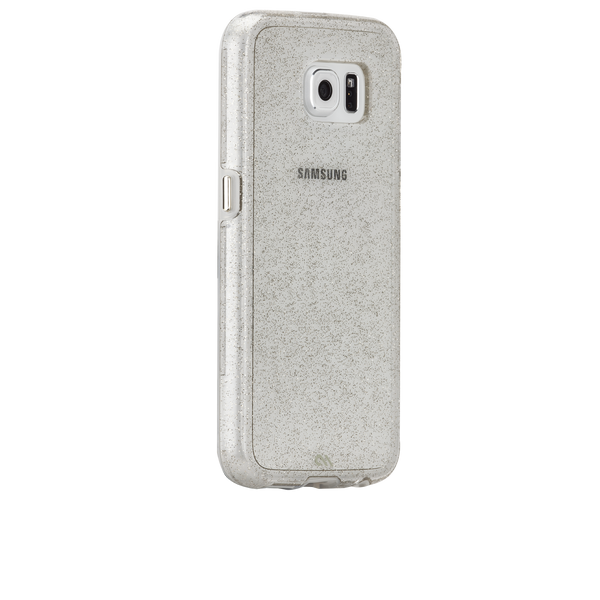 Samsung Galaxy S6 Champagne Glam Case - image angle 1