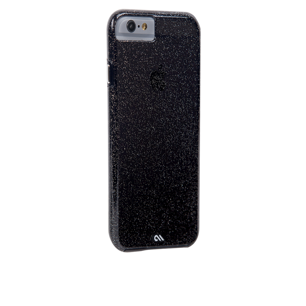 iPhone 6 Plus / 6s Plus Naked Tough Sheer Glam Noir Case - image angle 1