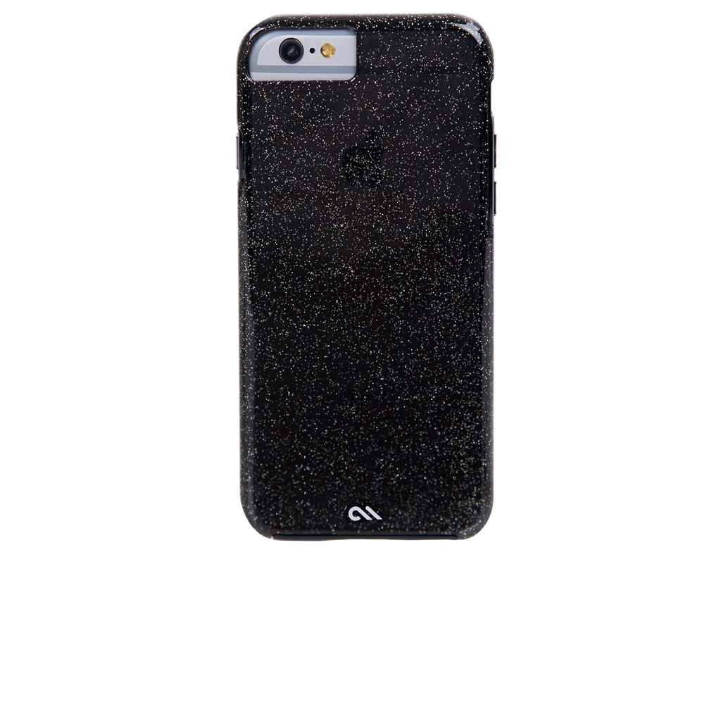 iPhone 6 Plus / 6s Plus Naked Tough Sheer Glam Noir Case - image angle 7