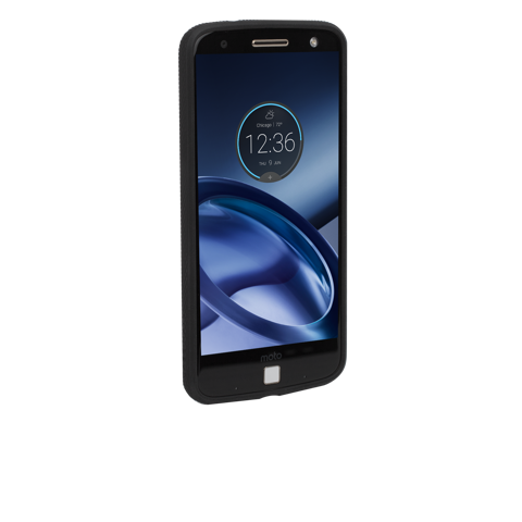 Moto Z Droid Tough - Black - Moto Z Droid Edition