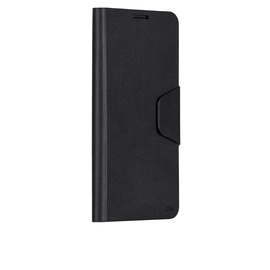 Samsung GALAXY Note 3 Black Slim Folio Case - image angle 2