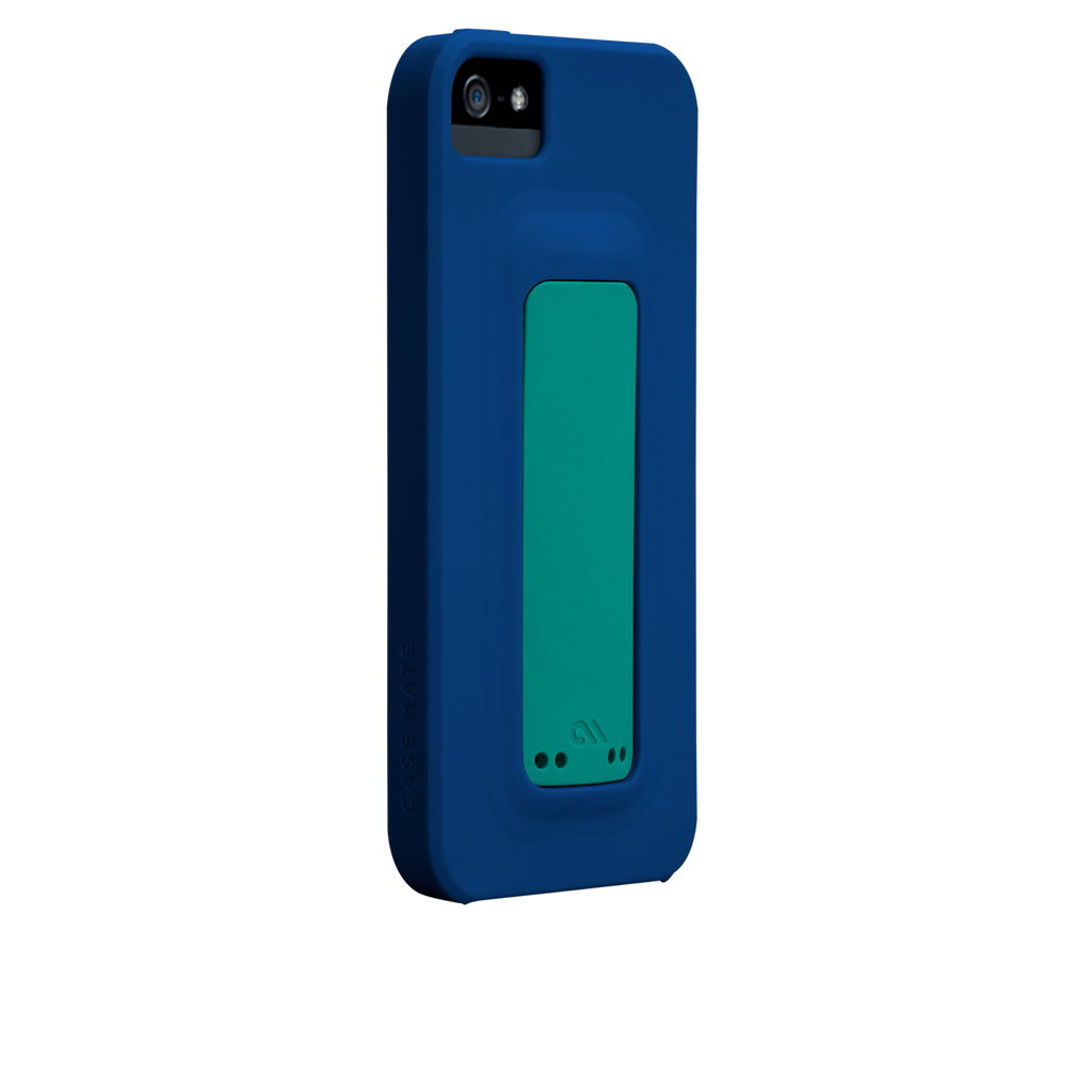 iPhone 5/5s Marine Blue & Emerald Green Snap Case - image angle 1.PNG