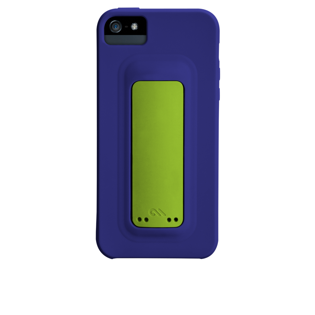iPhone 5/5s Violet Purple & Chartreuse Green Snap Case - image angle 7.PNG