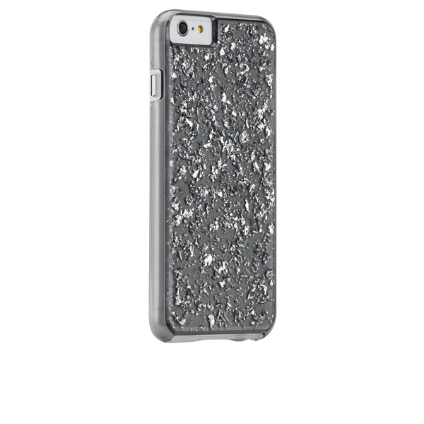 iPhone 6s Plus Silver Sterling Case - image angle 1