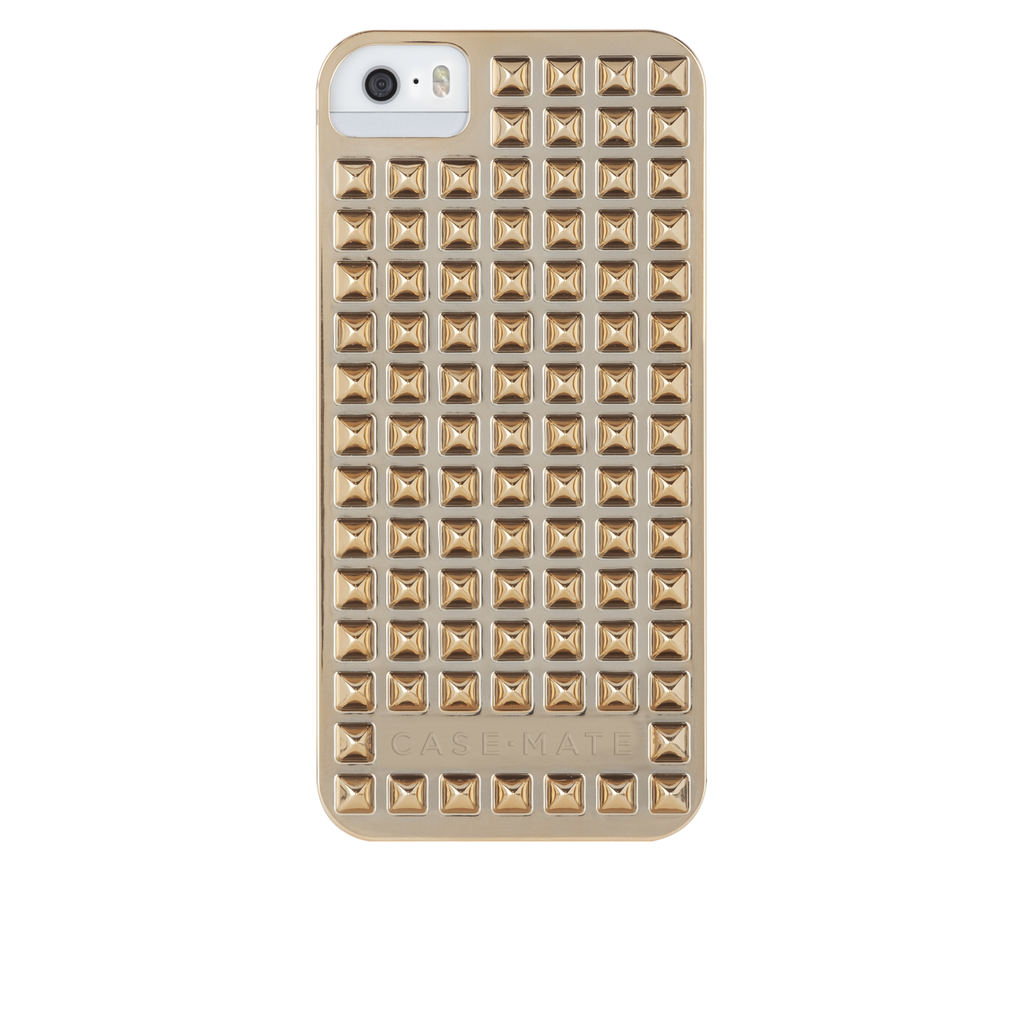 iPhone 5/5s Gold Barely There Case - image angle 7