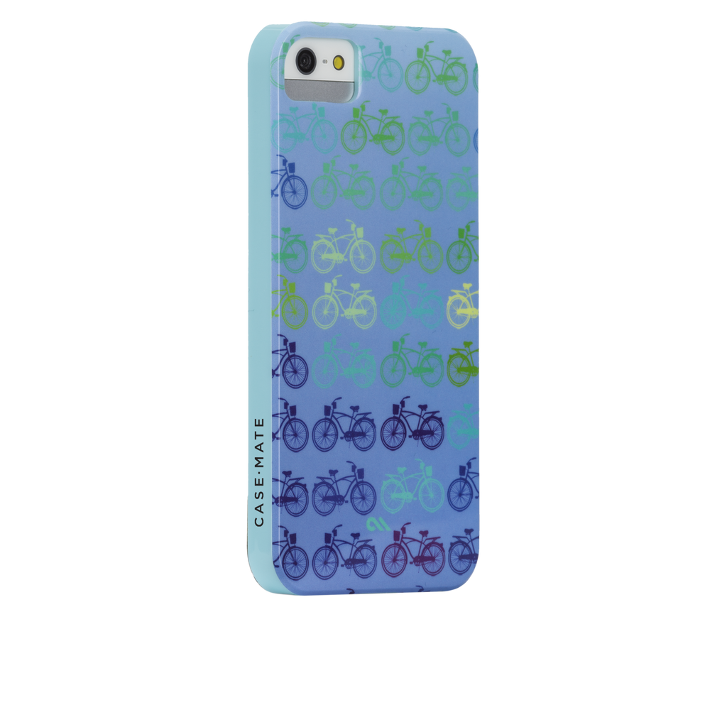iPhone 5/5s Pedal On Print Barely There Case - image angle 1