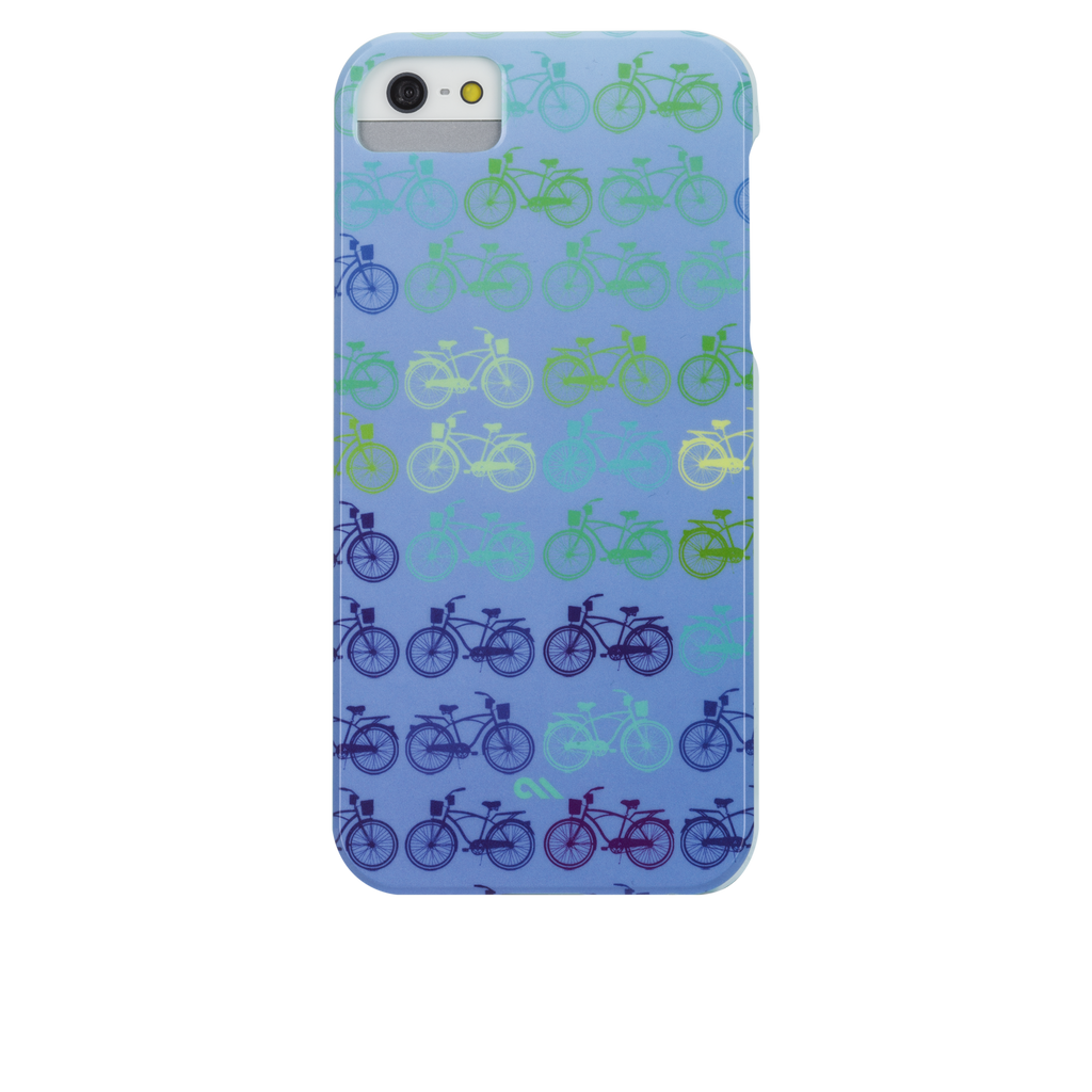 iPhone 5/5s Pedal On Print Barely There Case - image angle 7
