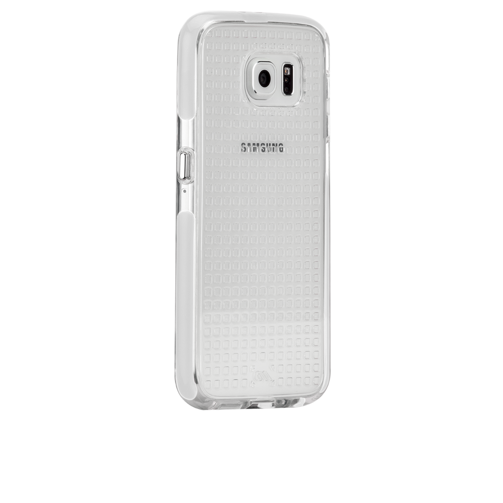 Samsung Galaxy S6 White Tough Air Case - image angle 1