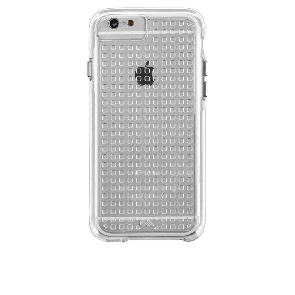 iPhone 6 Clear & White Tough Air Case - image angle 7