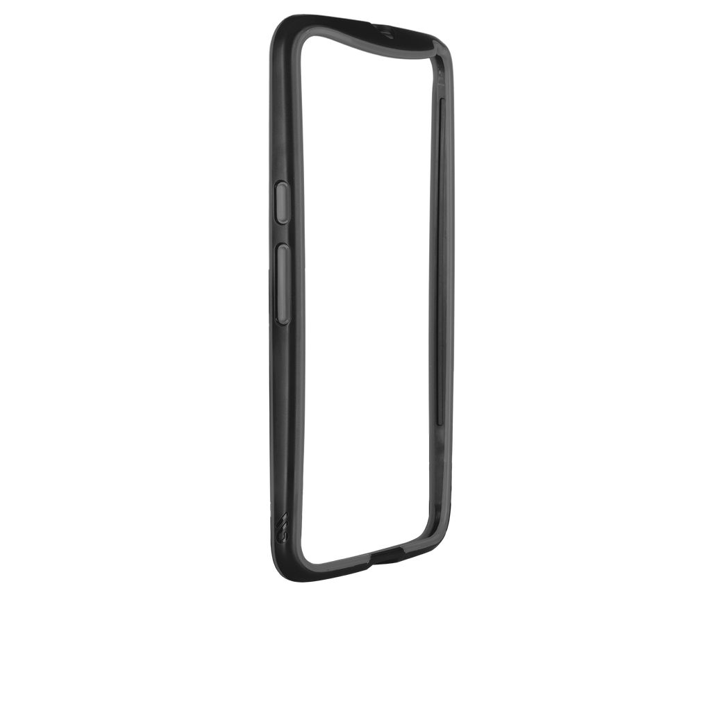 Moto X Pure Edition Black & Charcoal Tough Frame Case - image angle 12