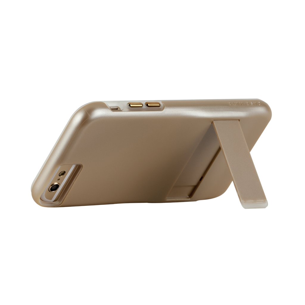 iPhone 6s Gold Tough Stand Case - image angle 5