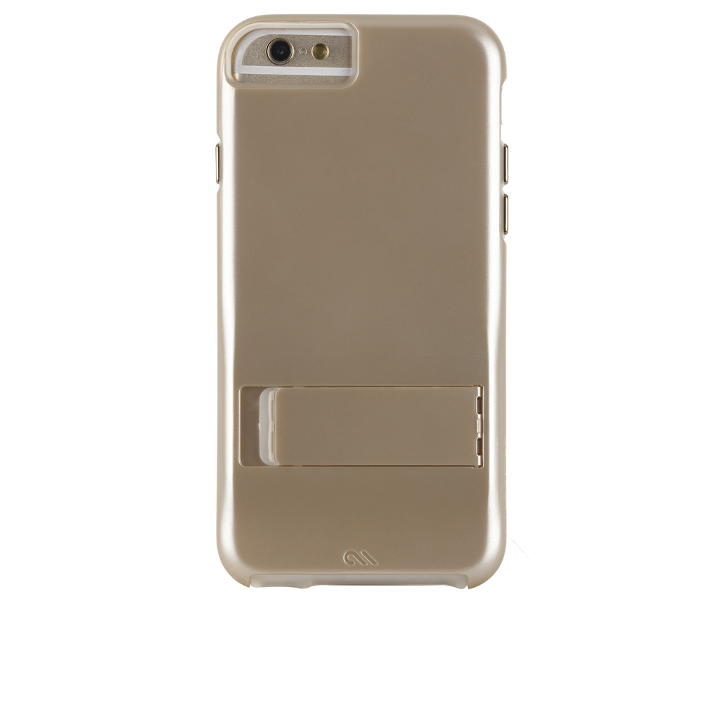 iPhone 6s Gold Tough Stand Case - image angle 7