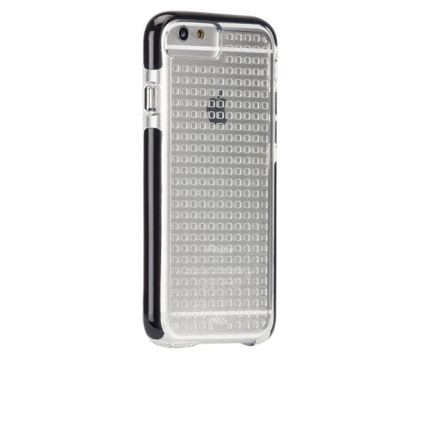 iPhone 6 Clear & Black Tough Air Case - image angle 1