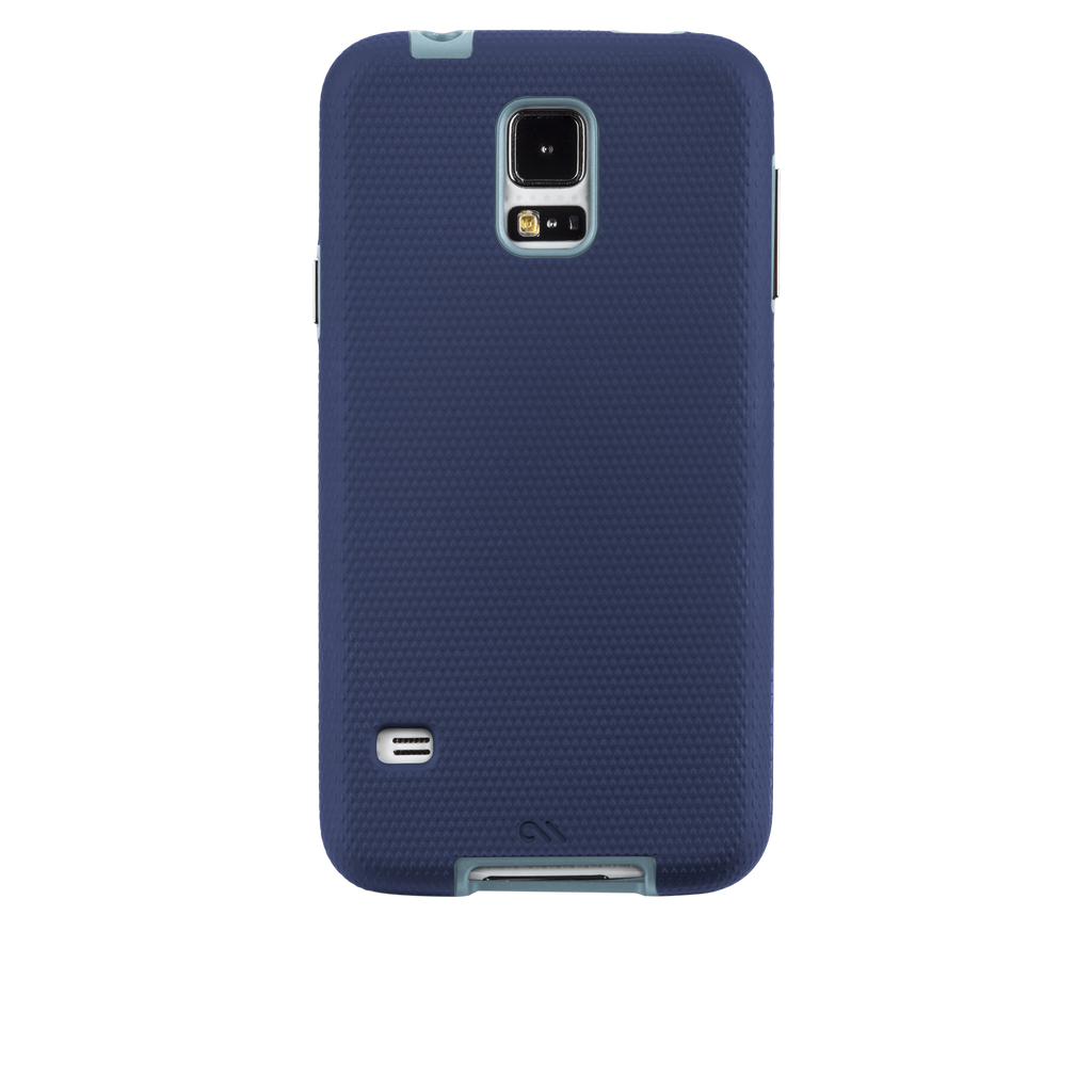Samsung GALAXY S5 Navy & Cloud Blue Tough Case - image angle 7