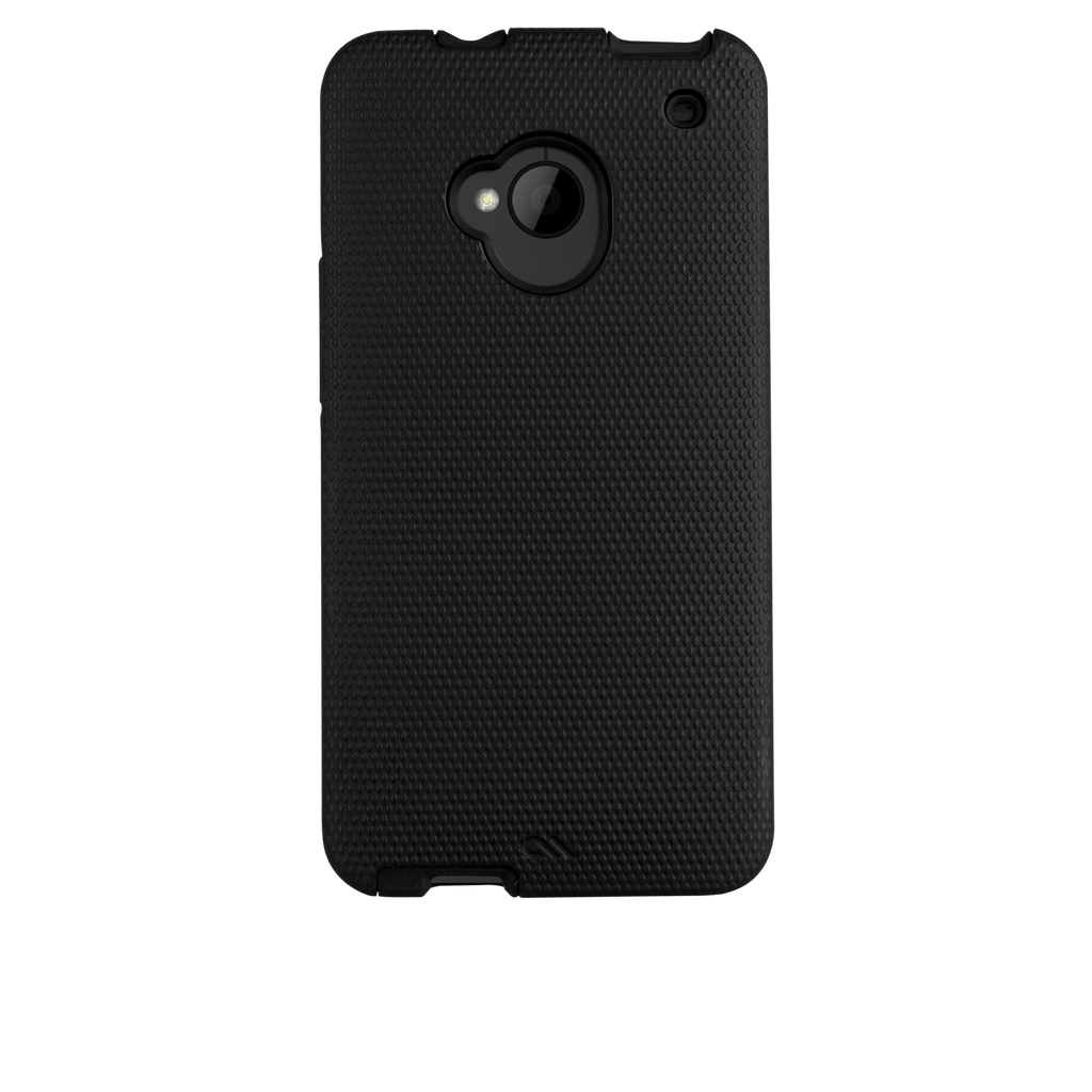 HTC One (M7) Black Tough Case - image angle 7