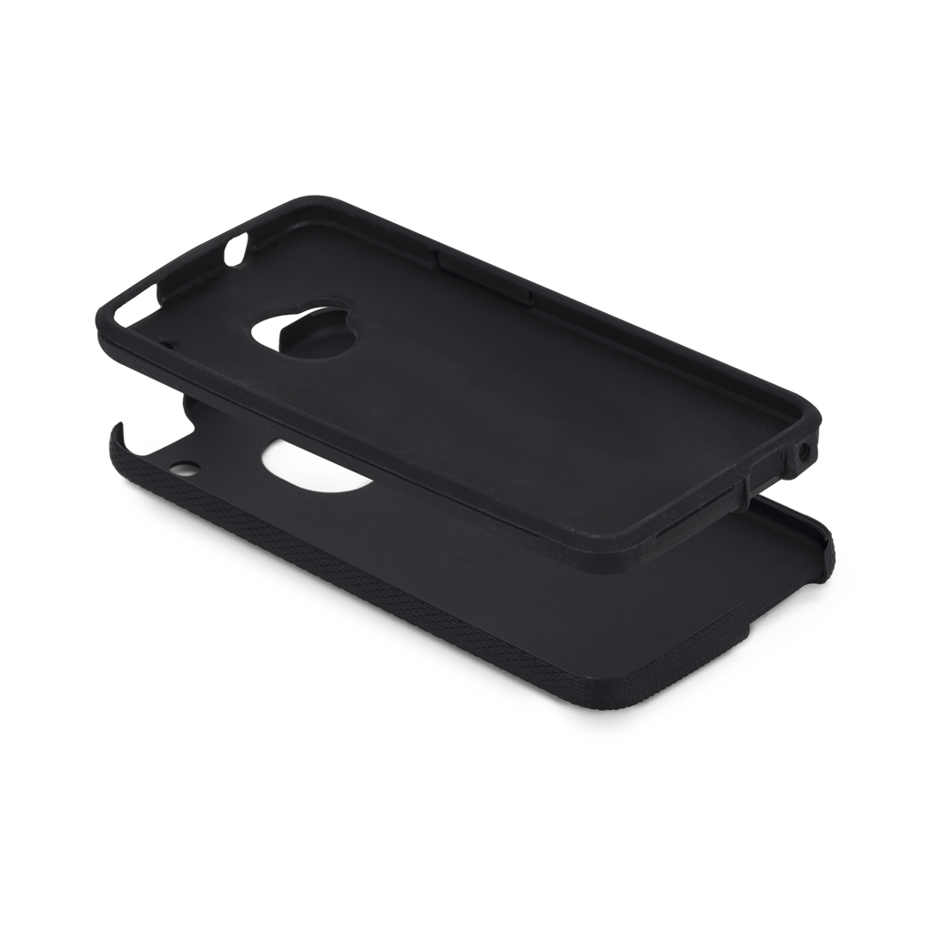 HTC One (M7) Black Tough Case - image angle 8