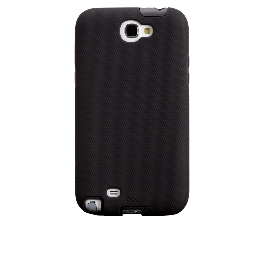 Samsung GALAXY Note 2 Black Tough Case - image angle 7