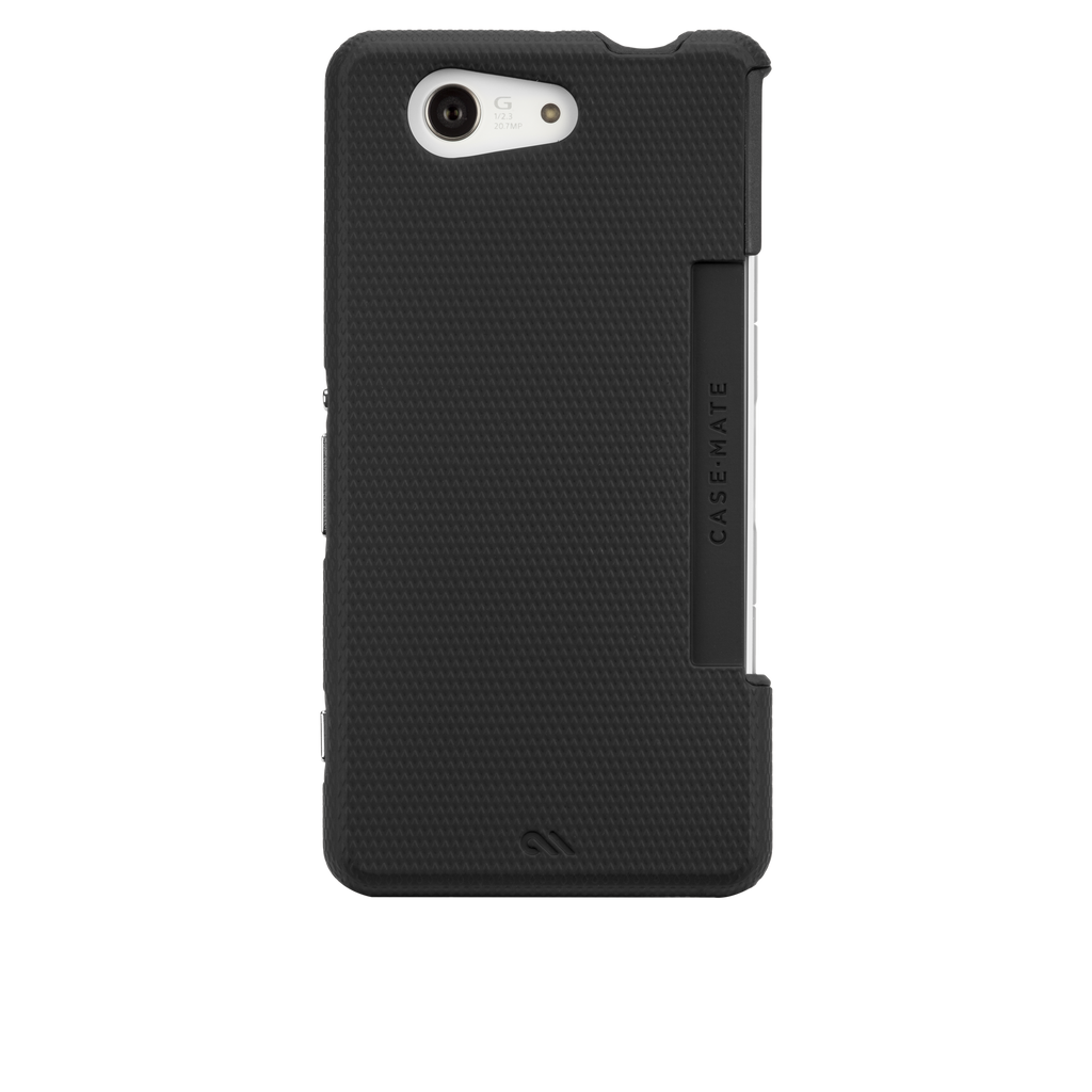 Sony Xperia Z3 Compact Black Tough Case - image angle 7