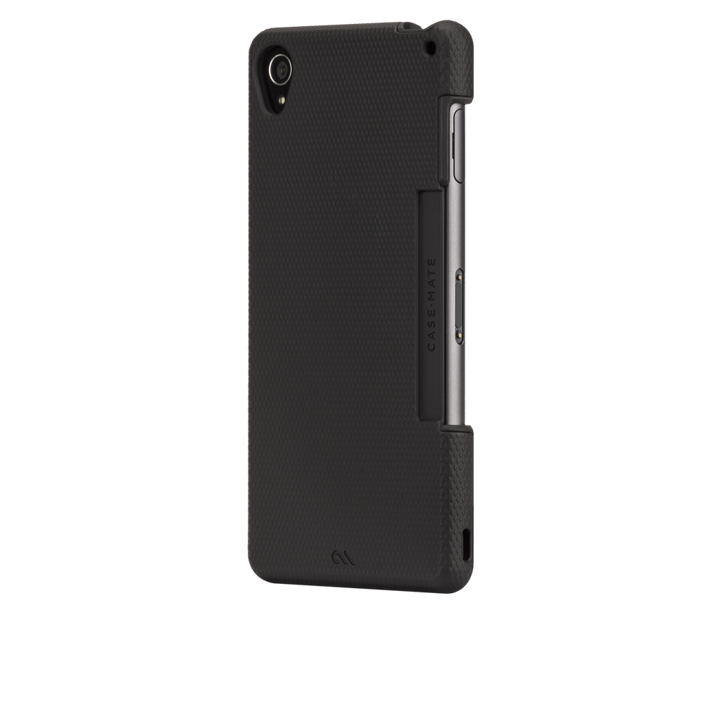 Sony Xperia Z3 Black Tough Case - image angle 3
