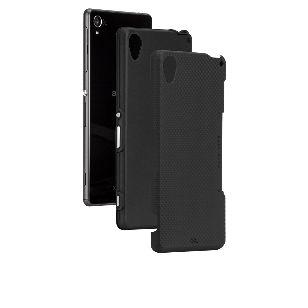 Sony Xperia Z3 Black Tough Case - image angle 8
