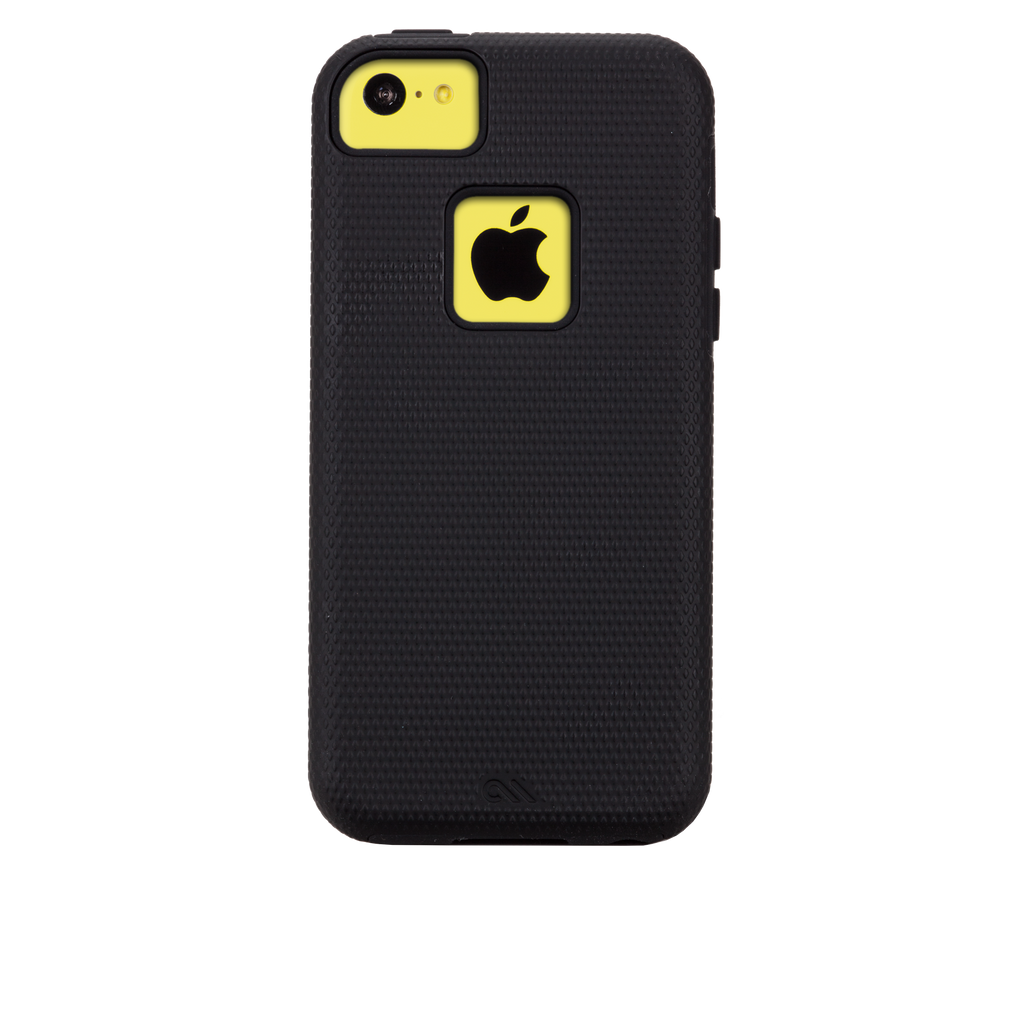 iPhone 5c Black Tough Case - image angle 7