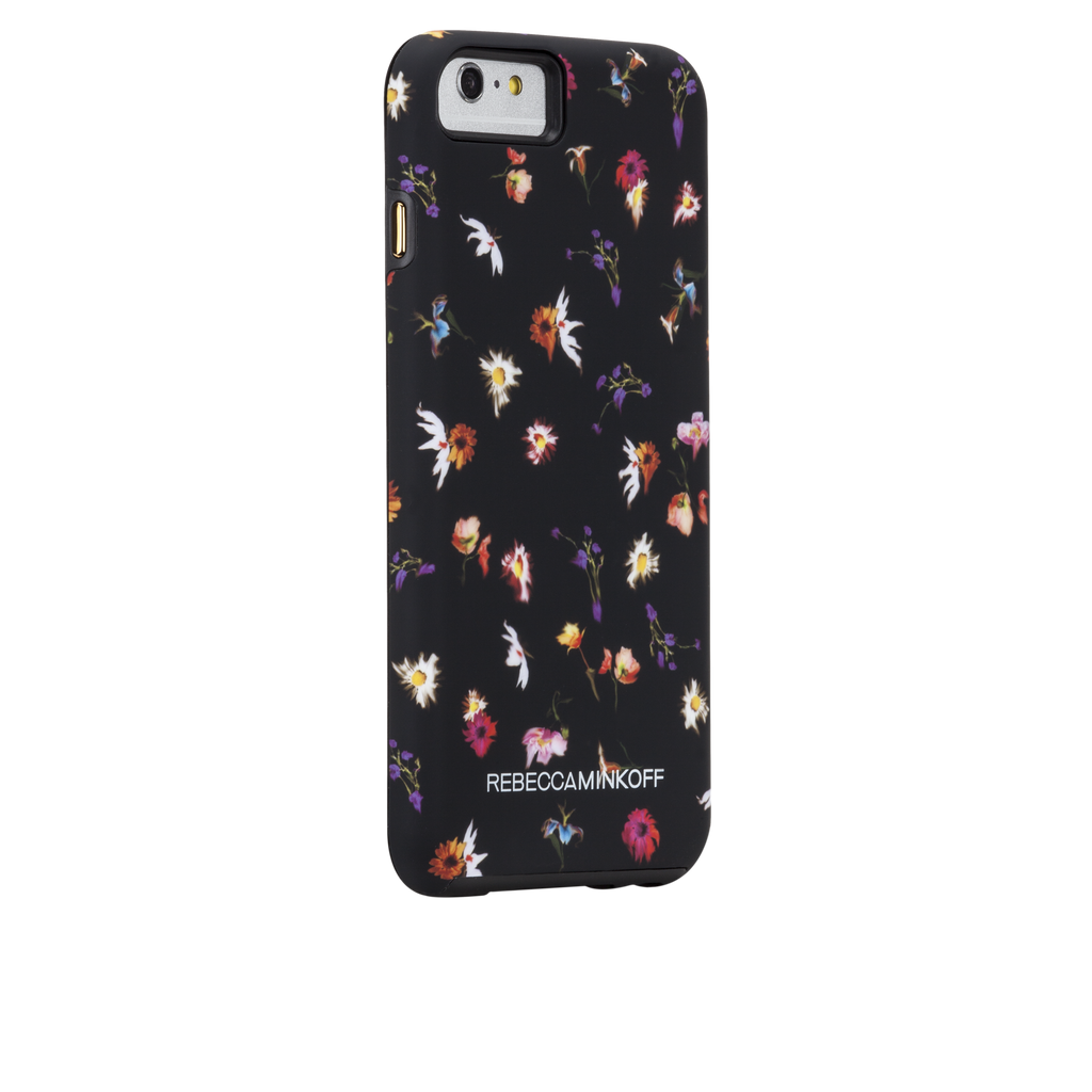 iPhone 6s Plus Botanical Floral Print CaseTough Print - image angle 1
