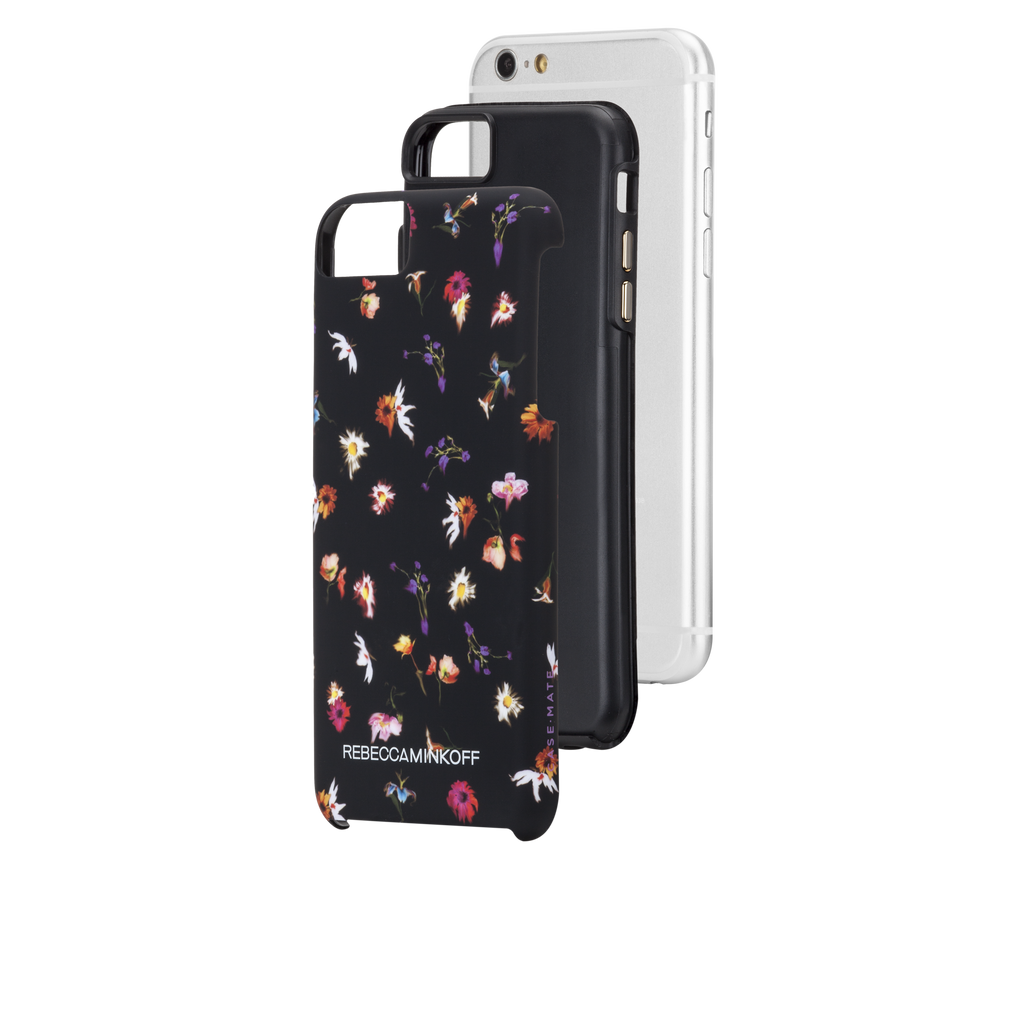 iPhone 6s Plus Botanical Floral Print CaseTough Print - image angle 8