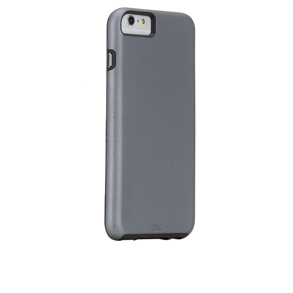 iPhone 6 Plus Grey Tough Case - image angle 1
