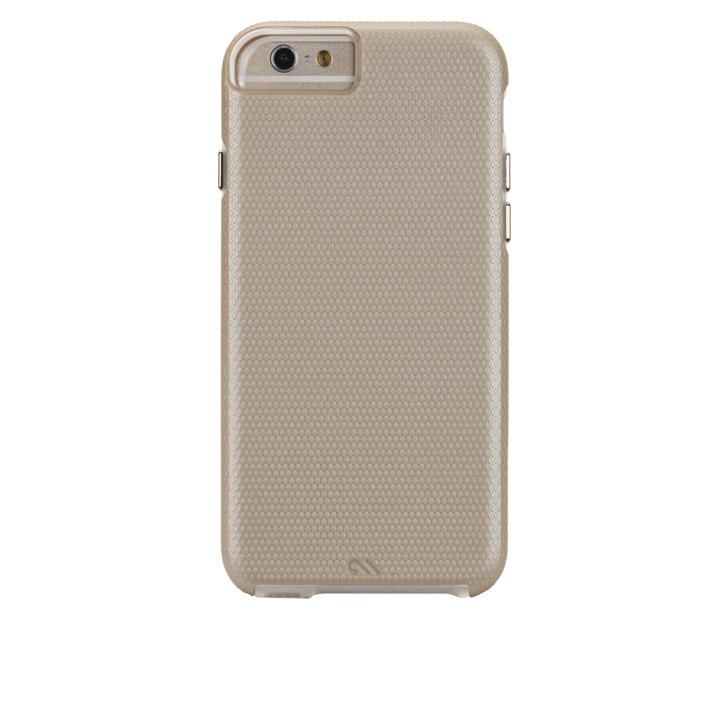 iPhone 6 Gold & Clear Tough Case - image angle 7