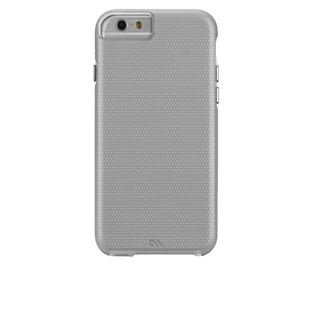 iPhone 6 Silver & Clear Tough Case - image angle 7