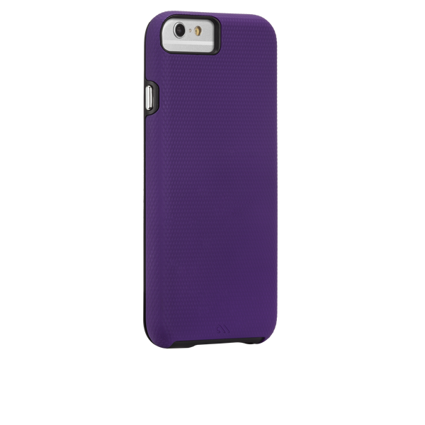 iPhone 6 Purple & Black Tough Case - image angle 1