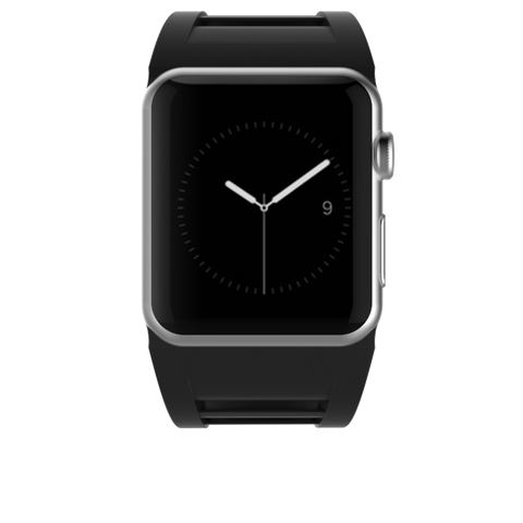 Apple Watch 42mm Vented Band - Black