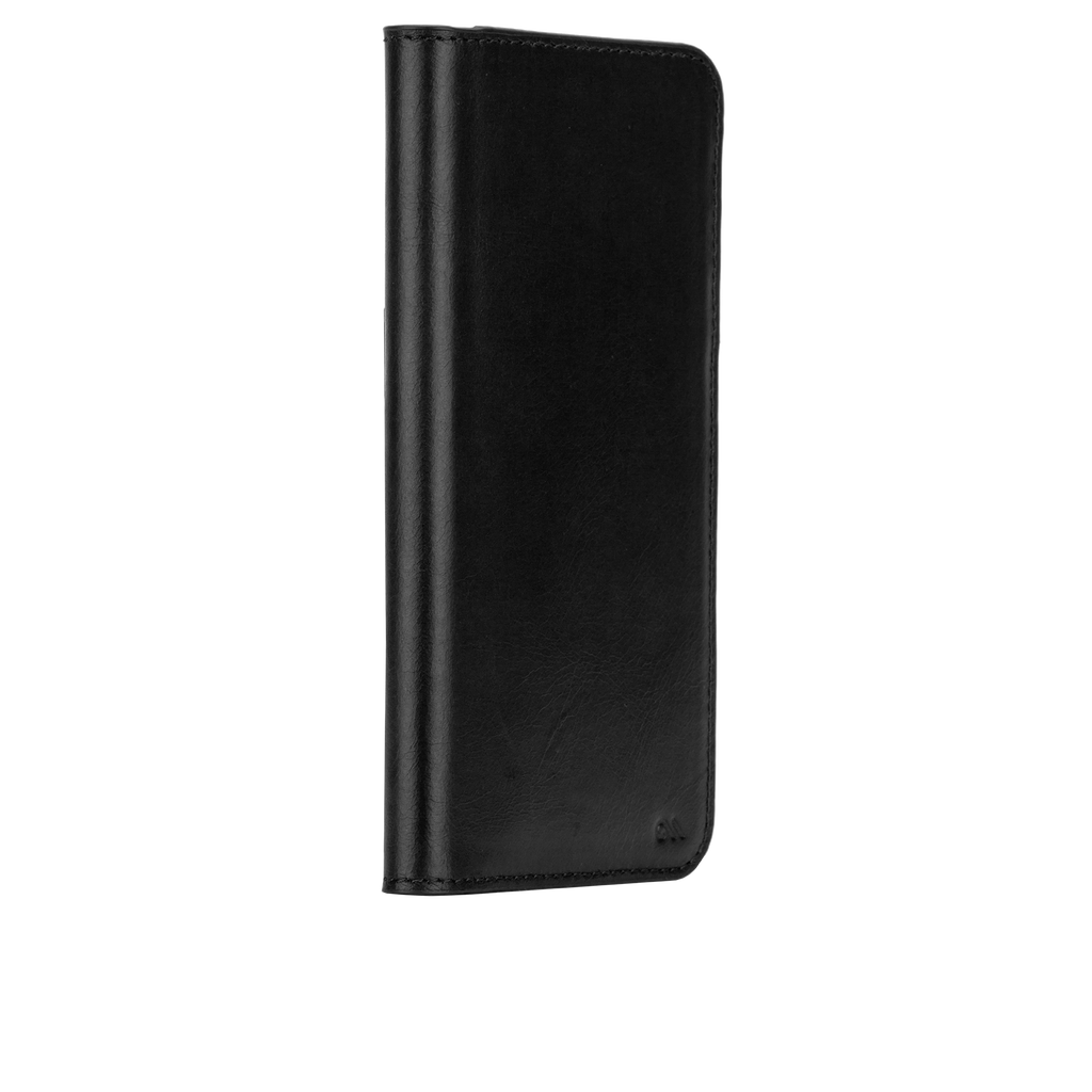 Samsung Galaxy S6 Black Wallet Folio Case - image angle 2
