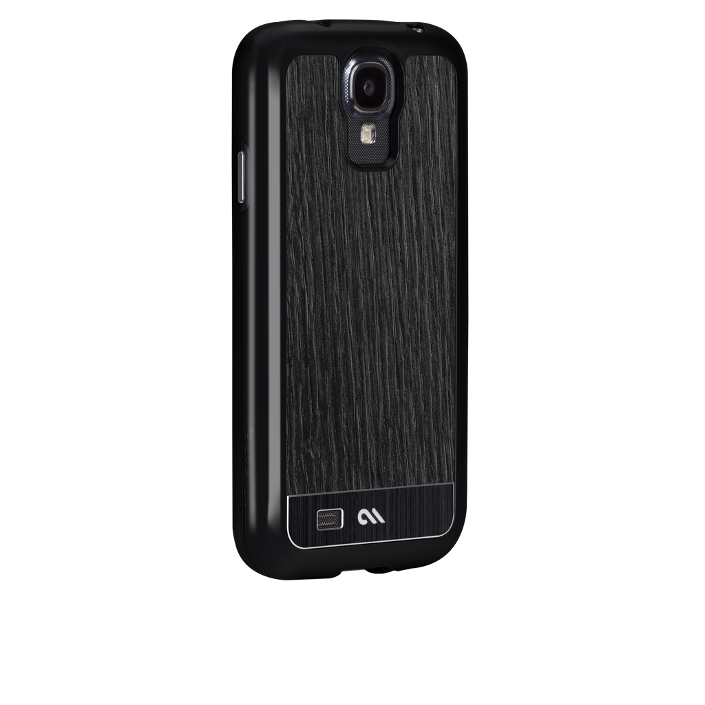 Samsung GALAXY S4 Blackened Ash Woods Case - image angle 1