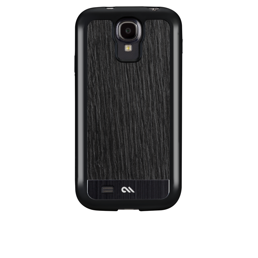 Samsung GALAXY S4 Blackened Ash Woods Case - image angle 7