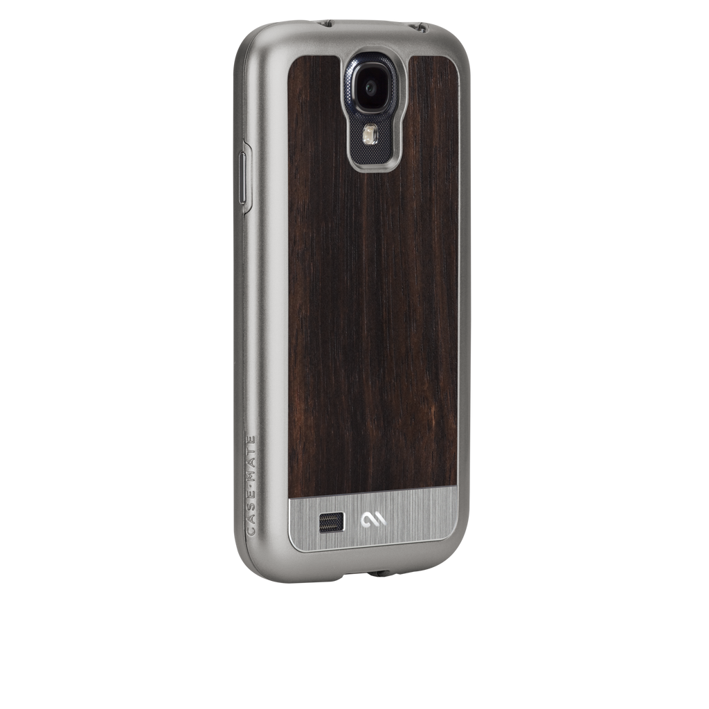 Samsung GALAXY S4 Rosewood Woods Case - image angle 1