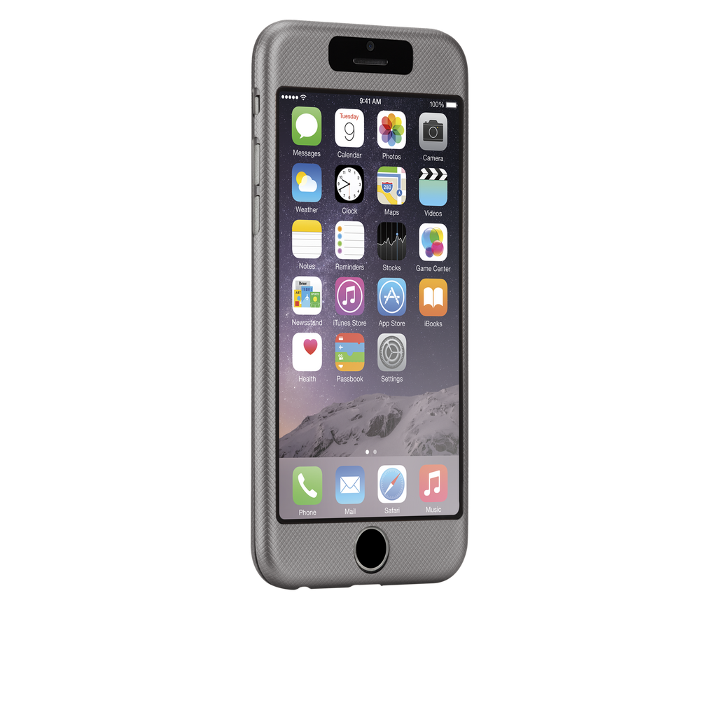iPhone 6 Space Grey Zero Case - image angle 2