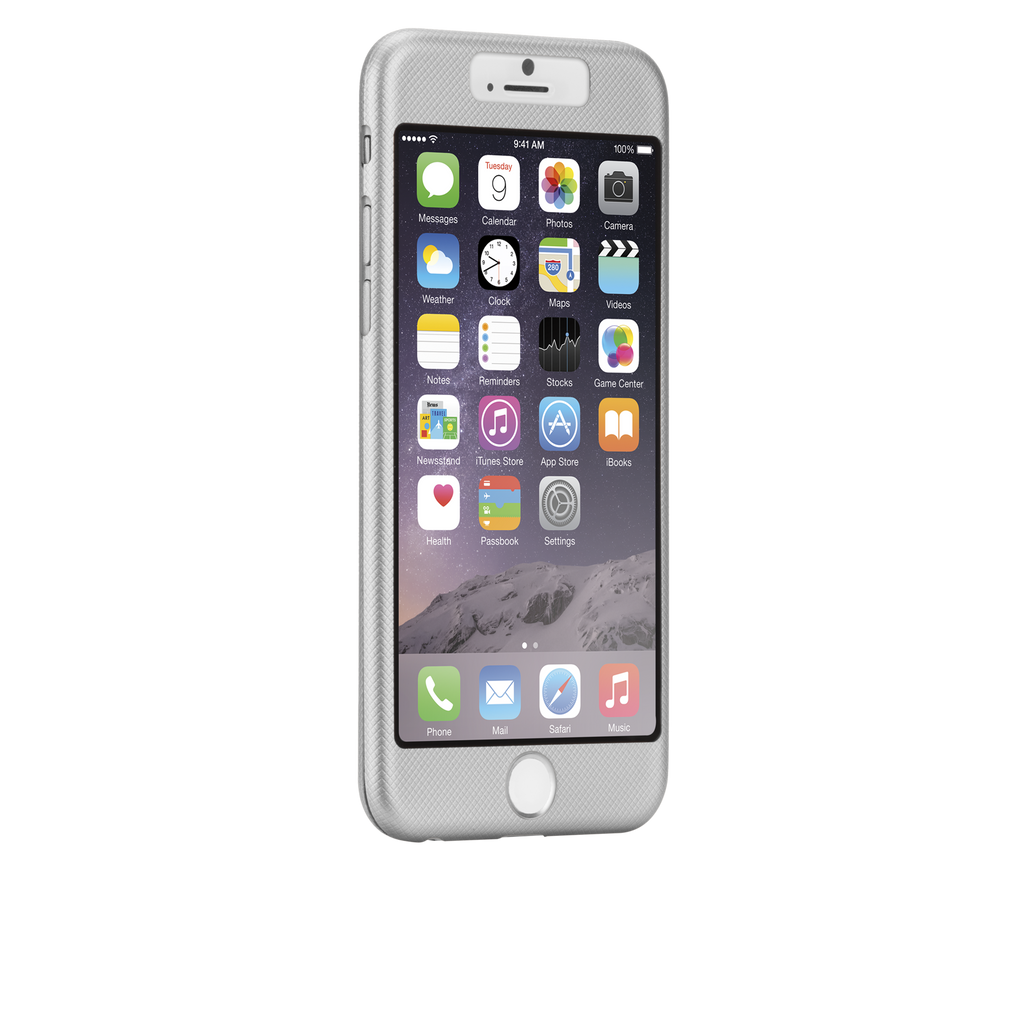 iPhone 6 Silver Zero Case - image angle 2
