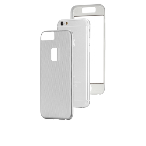iPhone 6/6s Zero Case - Silver