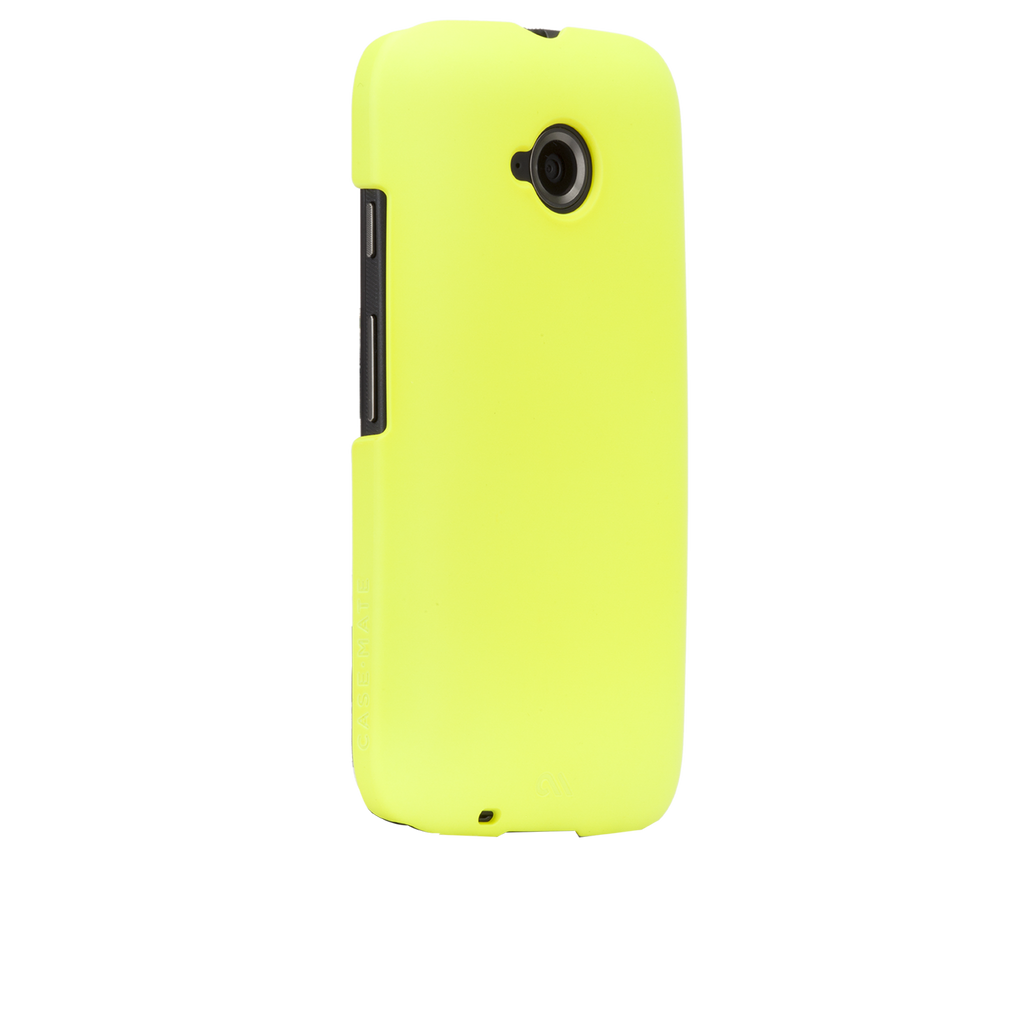 Moto E (2nd Gen.) Clear Barely There Case - image angle 1